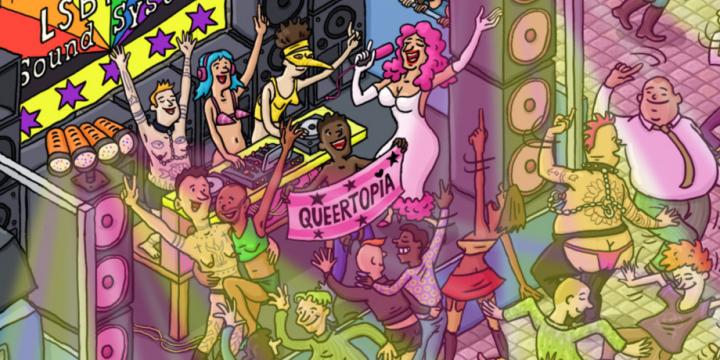 Queeres Gewimmel: Vorstellung & Anwendungsmöglichkeiten am 21.06.2019 (Q*R-Coach)