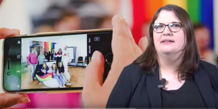 """Neues Video: Die ejo stellt unsere Studie """"Jugendarbeit im Que(e)rschnitt"""" vor"""
