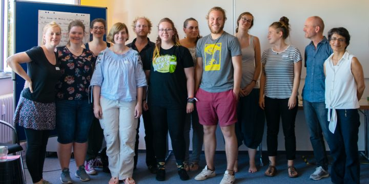 Rückblick: Diversity-Training – Schwerpunkt sexuelle und geschlechtliche Vielfalt (Q*R-Coach)